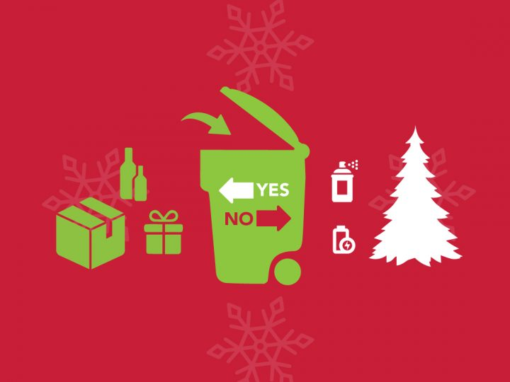 Recycling During the Holidays